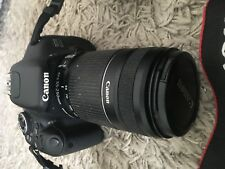 Canon EOS 600D 18.0 MP Digital SLR Camera - Black (Kit with EF-S 18-55mm IS II L