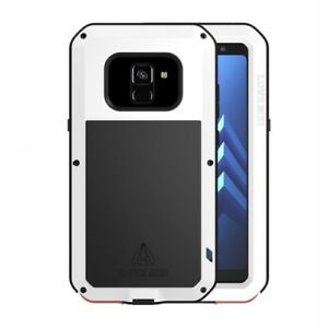 Case Cover Anti-shock Unbreakable LOVE MEI Shockproof for Samsung Galaxy A8 2018