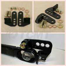 """Adjustable 1"""" To 3"""" Inches Lowering Kit For Harley XL Sportster 883 1200 05-13"""