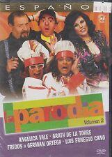 DVD -  La Parodia NEW Vol.2  FAST SHIPPING!