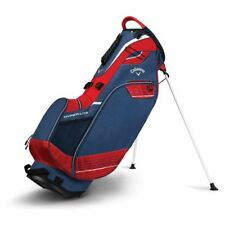 Callaway 2018 HyperLite 3 Stand Bag - Navy/Red/White
