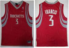 MAILLOT JERSEY NBA BASKETBALL HOUSTON ROCKETS N°3 STEVE FRANCIS