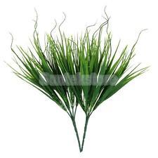 2pcs Artificial Plant Grass Vine Bush Foliage Wedding Decor Flower Arrangement