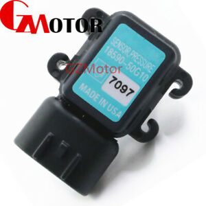 18590-50G10 MA0126 AS52 212-2179 Manifold Pressure MAP Sensor For Suzuki Toyota