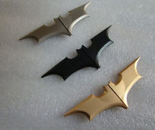Hot Matte Batman Money Clip Badge Magnetic Folding With Gift Box Three colors