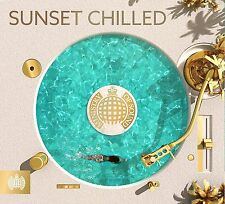 SUNSET CHILLED 3 CD SET - MINISTRY IF SOUND (New Release 28th July 2017)