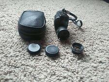 Opera glasses, 11x magnification, pocket size and monocular, Henniscope
