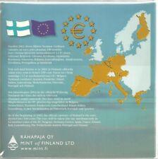 Finlande - Coffret Brillant Universel 2000