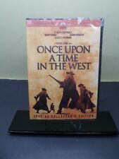 Once Upon A Time In The West Dvd 1968 2003 2 Disc Set Special Collector Edition