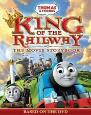 Thomas & Friends: King of the Railway- The Movie Storybook, W Awdry, New Book