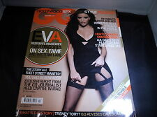 GQ April 2006 - Eva Longoria desperate housewife on sex, fame and wisteria lane