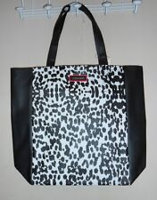 Victoria's Secret Limited Edition 2014 Leopard Print Tote Beach Bag Handbag NWT