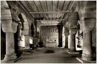 Hirsau Schwarzwald alte Ansichtskarte ~1950/60 Inneres der St. Aurelius Kirche