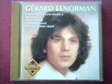 """GERARD LENORMAN - CD COLLECTION """"GOLD"""""""