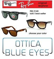 Occhiali da Sole RAYBAN ORIGINAL WAYFARER RB 2140 Ray Ban all colors Sunglasses