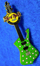 NEW YORK IBANEZ ICEMAN *WHITE ZOMBIE* WALL MEMORABILIA GUITAR Hard Rock Cafe PIN