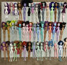 Monster High Lot AS IS/ FOR PARTS!!!! No Complete Dolls