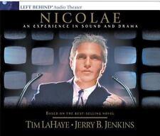 Left Behind Nicolae 4 Disc Set CD Audio Book Jerry B Jenkins, Tim LaHaye New