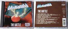MAGNUM The Battle .. 1992 Ariola CD TOP