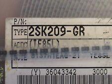 10 x 2SK209-GR Transistoren