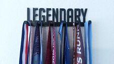 Legendary Running Marathon Sports Medal Display Rack Medal Rack Holder Hanger
