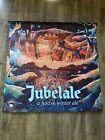 Rare Fiber Art Banner Poster Deshutes Brewery Jubelale Beer Taylor Rose Vinyl 3'