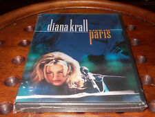 Diana Krall - Live in Paris Dvd ...... Nuovo
