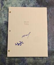 GFA Norm MacDonald & Wayne Federman * FUNNY PEOPLE * Signed Movie Script AD1 COA