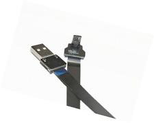 FFC USB cable FPV Flat Slim Thin Ribbon FPC Cable Micro USB 90 degree to standar