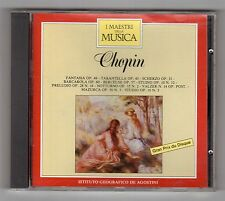 CD -  I MAESTRI DELLA MUSICA DEAGOSTINI CHOPIN VOLUME II N. 20