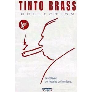 TINTO BRASS COLLECTION COF. 4 DVD