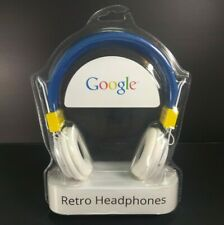 RARE Google . com / jobs Retro Headphones Vintage Promotional Item Noogler