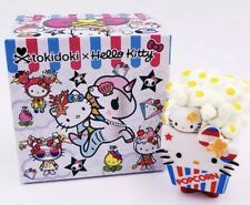 Tokidoki X Hello Kitty Series 2 Blind Box Mini Vinyl Figure Popcorn Hello Kitty