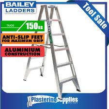 Bailey Ladder Trade 6 Step Single Sided 150kg 1.8m FS13426