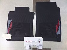 Toyota Tacoma 05-11 TRD Special Edition All Weather Rubber Mats 2 pc. Genuine OE