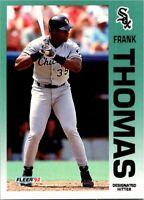 1992 Fleer Baseball - Pick Choose Your Cards #100-199