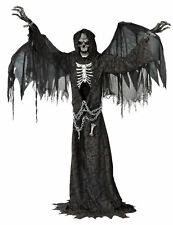 Angel of Death Animated Halloween Prop Haunted House Animatronic Life Size Decor