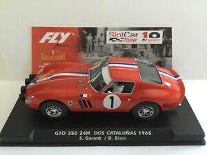 FLY FERRARI 250 GTO 24H. DOS CATALUÑAS 1965 #1 ED. LTDA. A ESTRENAR!!