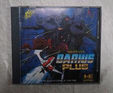 NEC PC ENGINE Hu card DARIUS PLUS Japan NEC AVENUE TAITO RARE TG16 #3