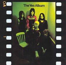 The Yes Album by Yes (CD, Aug-1994, Atlantic (Label))