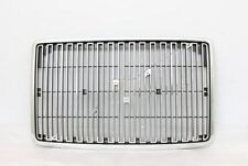 OE Replacement Grille for Volvo VN (1996-2003)-CHROME/BLACK (without Bug screen)