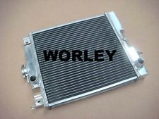 Aluminum radiator for SUZUKI SWIFT GTI /GS/GT/GL/GLX 1.3L 1989-1994 Manual