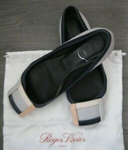 Chaussures plate / Ballerines Roger Vivier Paris
