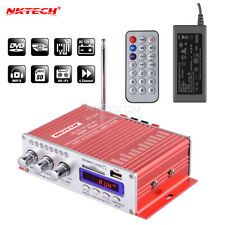 NKTECH HY-504 Amplificatore audio ad alta potenza 4CH 45W Hi-Fi Player MP3 FM