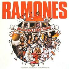 "RAMONES AUFKLEBER / STICKER # 23 ""ROCK 'N' ROLL HIGHSCHOOL"" - PVC"