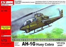 AZ Models 1/72 AH-1G Huey Cobra w/wiring panels # AZ 7450