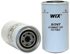 Wix 51747 Spin-On Oil Filter, Pack of 1