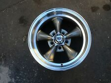 4 -15x7s OR 8S GRAY NEW REV CLASSIC RALLY WHEELS FOR CHEVY 4.75 BOLT PATTERN
