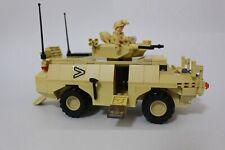 US Army M1117 Armored Security Vehicle tank ASV APC armored car moc USA Marine