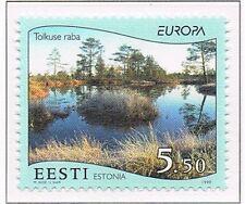 1999 Estland 343 Europa CEPT Nationale parken